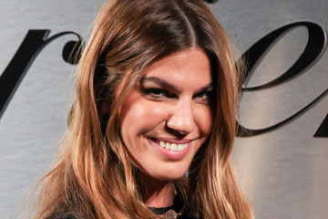 Bianca Brandolini Cartier Celebrates The Launch Of Santos de Cartier Watch - Arrivals