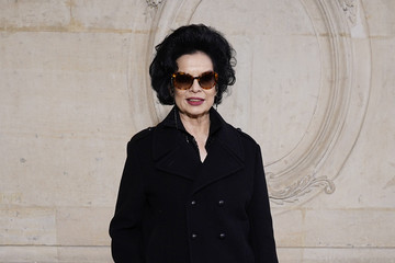 Bianca Jagger Dior: Photocall - Paris Fashion Week - Haute Couture Spring/Summer 2020
