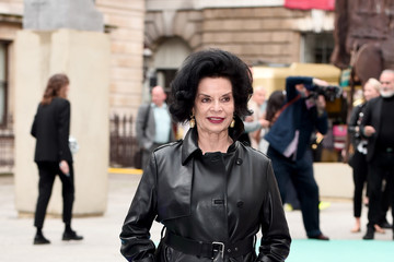 Bianca Jagger The Royal Academy Of Arts Summer Exhibition - Preview Party Arrivals