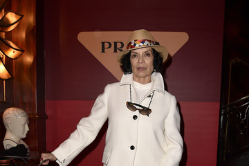 Bianca Jagger Prada Mode Paris