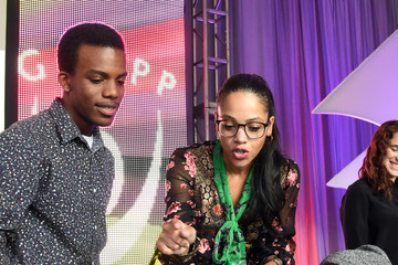 Bianca Lawson Jane Fonda Hosts The 2018 Georgia Campaign For Adolescent Power & Potential (GCAPP) Youth EmPowerment Summit