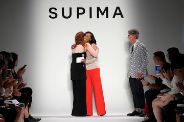 Bibhu Mohapatra Supima Design Competition - SS18  - Runway