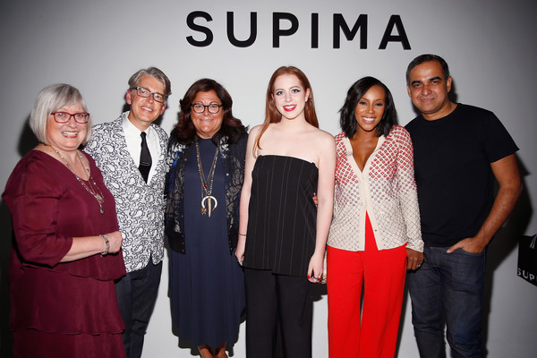 Supima Design Competition - SS18  - Backstage