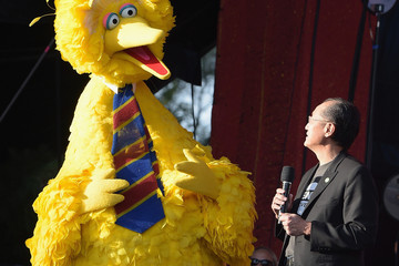 Big Bird 2015 Global Citizen Festival in Central Park to End Extreme Poverty By 2030 - Show