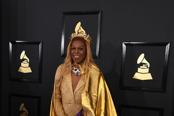 Big Freedia The 59th GRAMMY Awards - Arrivals