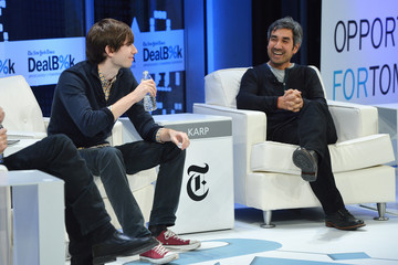 Bijan Sabet The New York Times DealBook Conference in NYC