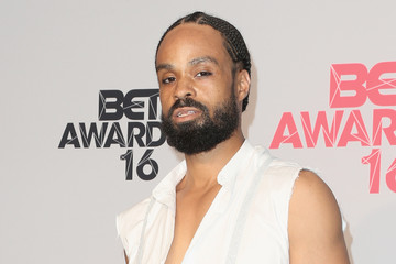 Bilal 2016 BET Awards - Press Room