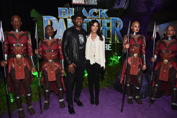 Bill Bellamy The Los Angeles World Premiere of Marvel Studios' 'Black Panther'