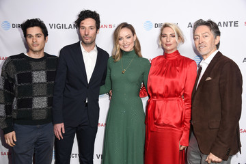 Bill Bromley Premiere Of Saban Films And DirecTV's 'A Vigilante' - Arrivals