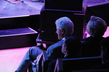 Bill Clinton The Nearness of You Benefit Concert