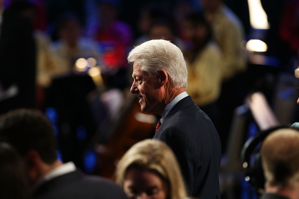 Clinton Global Initiative Annual Meeting in NYC