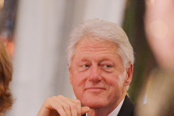 Bill Clinton 2014 Wildlife Conservation Society Gala