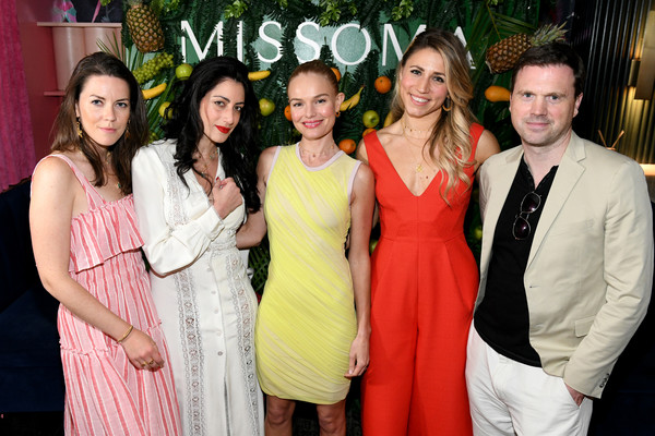 Missoma Celebrates The Launch Of Momposina In NYC With Kate Bosworth And Chanel Iman