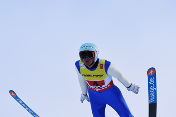 Bill Demong Nordic Combined Team 4x5km - FIS Nordic World Ski Championships
