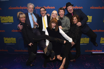 Bill Fagerbakke Clancy Brown Opening Night Of Nickelodeon's 'SpongeBob SquarePants: The Broadway Musical' - After Party Arrivals