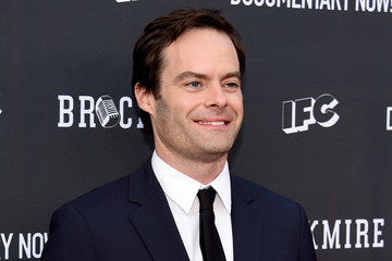 Bill Hader FYC Event For IFC's 'Brockmire' And 'Documentary Now!' - Red Carpet