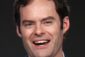 Bill Hader 2018 Winter TCA Tour - Day 8
