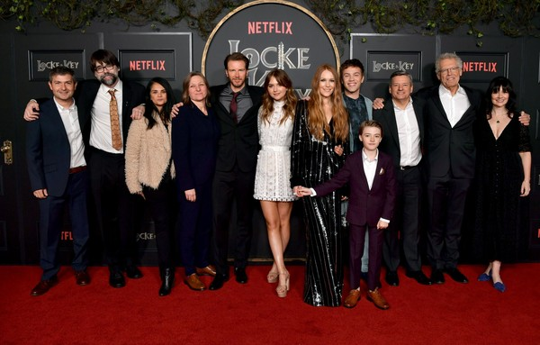 "Premiere Of Netflix's ""Locke & Key"""