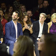 Bill Hemmer Zang Toi - Front Row - February 2019 - New York Fashion Week: The Shows