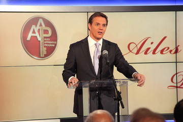 Bill Hemmer 2012 Ailes Apprentice Class Graduation Ceremony