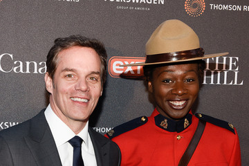Bill Hemmer The Hill, Extra And The Embassy Of Canada Celebrate The White House Correspondents' Dinner Weekend