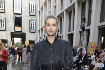 Bill Kaulitz Marina Hoermanseder Defile - Der Berliner Mode Salon Spring/Summer 2018