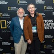 Bill McCuddy World Premiere Of National Geographic Documentary Films' THE FIRST WAVE At Hamptons International Film Festival