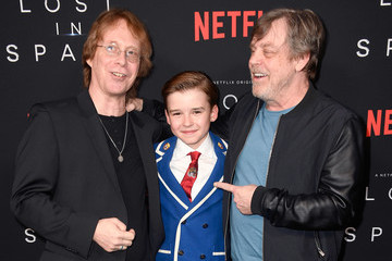 Bill Mumy Premiere Of Netflix's 'Lost In Space' Season 1 - Arrivals