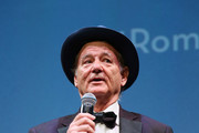 Bill Murray is awarded with Lifetime Achievement Award during the 14th Rome Film Festival on October 19, 2019 in Rome, Italy.