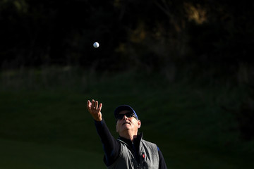 Bill Murray Alfred Dunhill Links Championship - Day Two