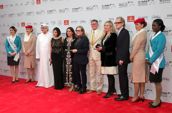 2016 Dubai International Film Festival - Day 3