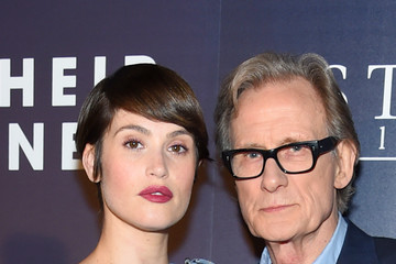 Bill Nighy STXfilms And EuropaCorp With The Cinema Society Host The Premiere Of 'Their Finest'