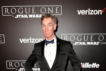 Bill Nye The World Premiere of 'Rogue One: A Star Wars Story'