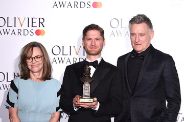 Bill Pullman The Olivier Awards 2019 With MasterCard - Press Room