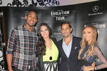 Bill Rancic Guests Attend the Mercedes-Benz 2015 Evolution Tour in Los Angeles