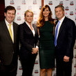 Bill Shine 'A Healthy You & Carol Alt' Party