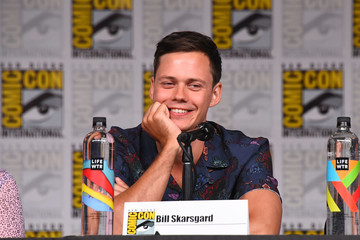 Bill Skarsgard Hulu's 'Castle Rock' Comic-Con 2018