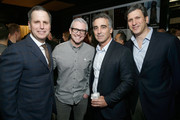 (L-R) Steve Gawley, Avery Lipman and Rob Stevenson attend as Billboard celebrates Republic Records being named Label of the Year at Philippe Downtown on January 28, 2019 in New York City.