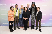 ilovemakonnen, Tegan and Sara, Hayley Kiyoko, Billboard Pride VP & Editor Alexis Fish, Nolan Feeny and Big Freedia attend the Billboard And The Hollywood Reporter Pride Summit on August 08, 2019 in West Hollywood, California.