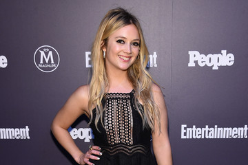 Billie Catherine Lourd Entertainment Weekly & People Upfronts Party 2016 - Inside