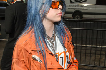 Billie Eilish Calvin Klein Collection - Outside Arrivals - September 2018 - New York Fashion Week