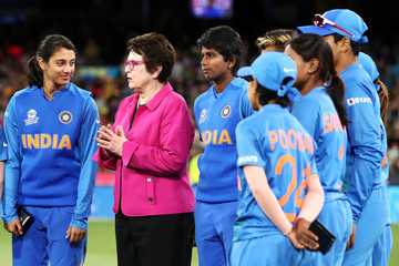 Billie Jean King Final - ICC Women's T20 Cricket World Cup: India v Australia