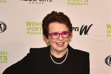 Billie Jean King 37th Annual Salute to Women in Sports - Arrivals
