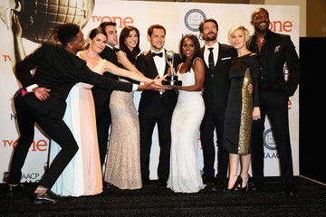 Billy Brown 46th NAACP Image Awards Presented By TV One - Press Room