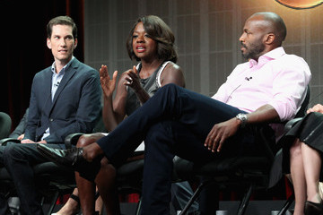 Billy Brown 2014 Summer TCA Tour: Day 8