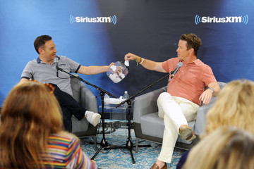 Billy Bush NBC News' Billy Bush And Jeff Rossen In Conversation For SiriusXM's TODAY Show Radio