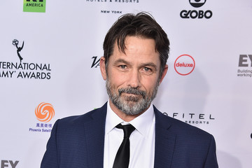 Billy Campbell 46th Annual International Emmy Awards - Arrivals