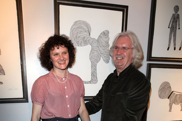 Cara Connolly Billy Connolly Unveils His Debut Art Collection
