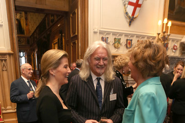 Billy Connolly Celebs at the British Film Industry Reception