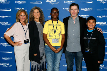 Billy Crudup Annual Charity Day Hosted By Cantor Fitzgerald, BGC and GFI - Cantor Fitzgerald Office - Arrivals